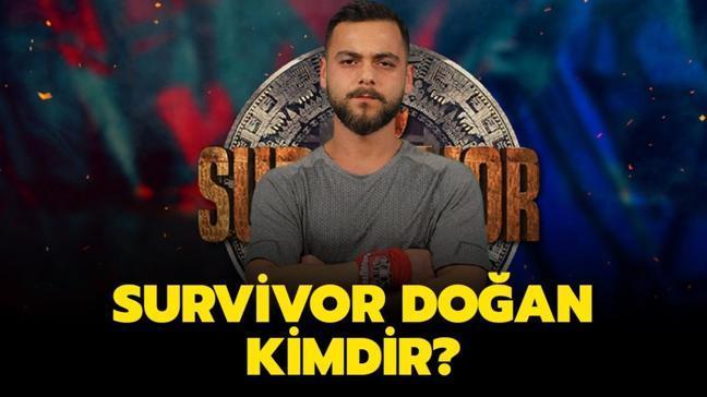 """Survivor 2021 Doğan Keser aslen nereli, evli mi"""" Survivor Doğan kimdir, kaç yaşında"""""""