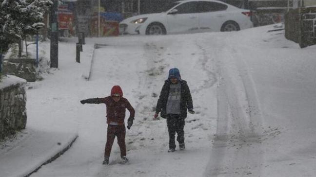 """15 Şubat okullar tatil mi"""" Kar tatili olan iller hangileri"""""""