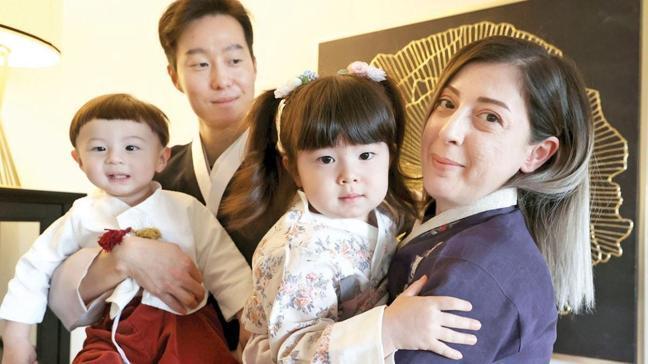 Choi Ailesi Öküz Yılı'nı Türkiye'de karşıladı