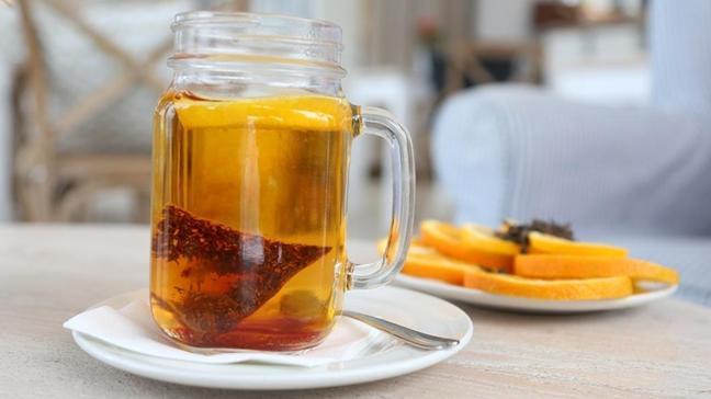 Gribe ve mideye birebir! İşte bir fincan karanfil çayı ile gelen şifa