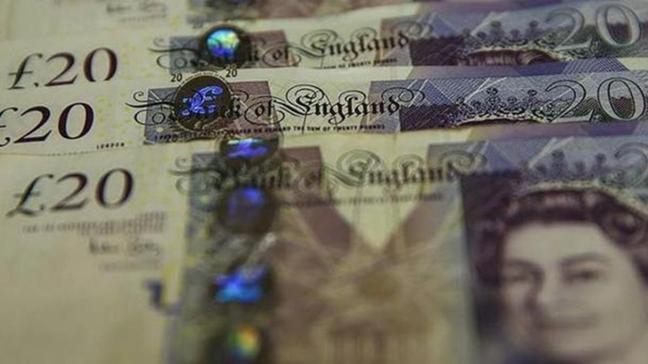 İngiliz sterlini ABD doları karşısında değer kazanmaya devam ediyor: Son 33 ayın en yüksek seviyesinde