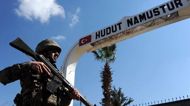 MSB: Mavi bültenle aranan DEAŞ'lı terörist Hatay'da yakalandı