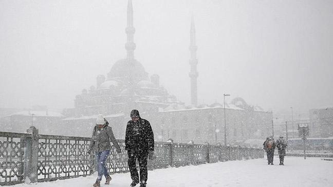 Meteorolojiden Marmara Bölgesi için buzlanma ve don uyarısı