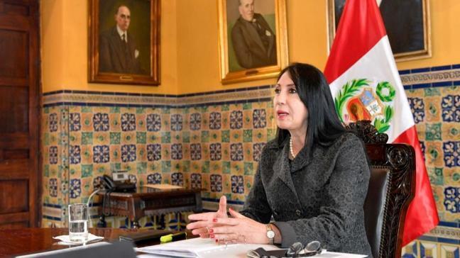 """Peru Dışişleri Bakanı'ndan aşı istifası: """"Büyük bir hata yaptığımın farkındayım"""""""