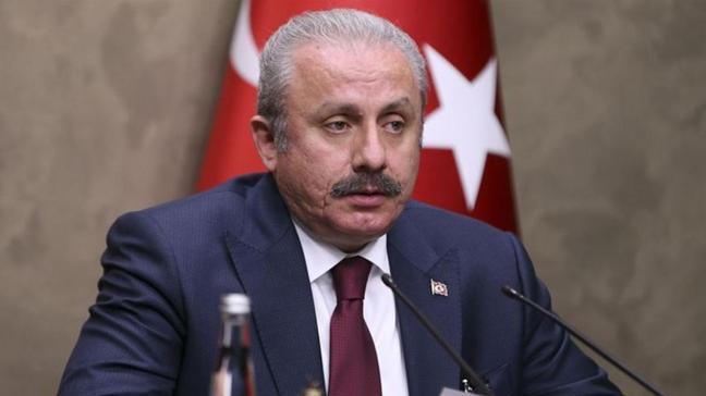 TBMM Başkanı Şentop'tan terör örgütüne sert tepki: PKK'ya ve bütün iş birlikçilerine binlerce kez lanet