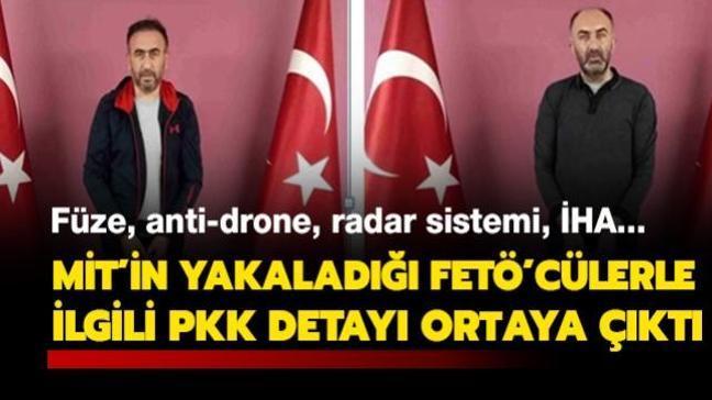 MİT'in Özbekistan'da yakaladığı FETÖ'cülerle ilgili şoke eden PKK detayı ortayı çıktı