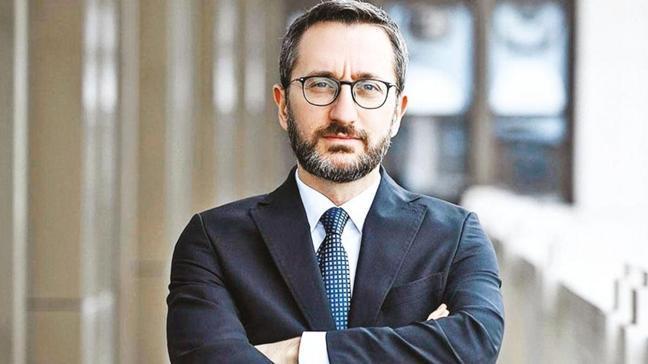İletişim Başkanı Fahrettin Altun sosyal medyadan yayınladı! CİMER'e başvuru yağdı