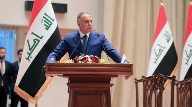 Irak Başbakanı Kazımi'den Erbil açıklaması: Füze saldırısının amacı 'kaos yaratmak'