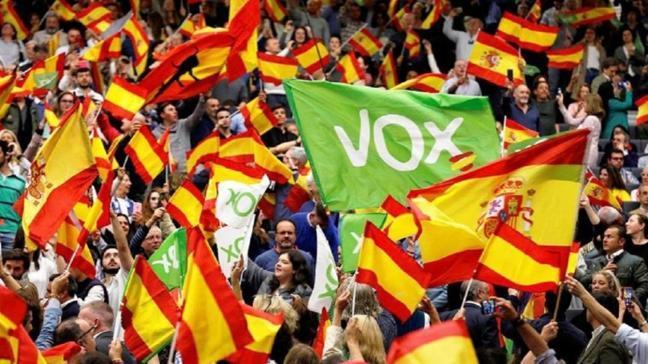 """İspanya'da Vox partisinin """"İslamlaşmaya hayır"""" kampanyasına karşı savcılık harekete geçti"""