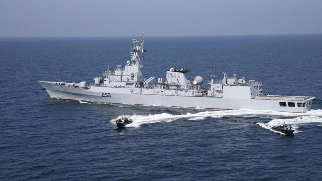 Pakistan'ın ev sahipliğinde düzenleniyordu... AMAN-2021 Deniz Tatbikatı sona erdi