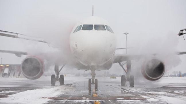 Trabzon'da bazı uçak seferleri iptal edildi