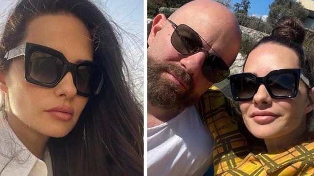 Yasemin Özilhan ve eşi İzzet Özilhan'dan romantik paylaşım