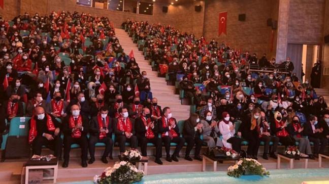 AK Parti Tekirdağ Kadın Kolları Kongresi büyük bir coşkuyla yapıldı