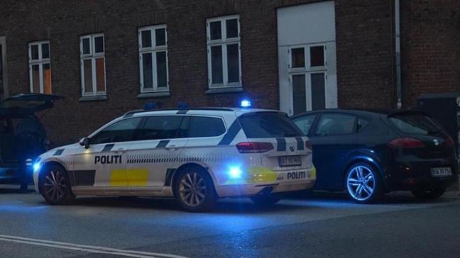 Danimarka'da başörtülü kadına çirkin saldırı