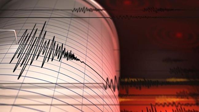 Yunanistan'da 5.2 büyüklüğünde deprem