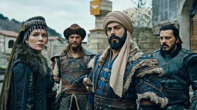 Kuruluş Osman'ın ünlü oyuncusu Eşkıya Dünyaya Hükümdar Olmaz'a transfer oldu!