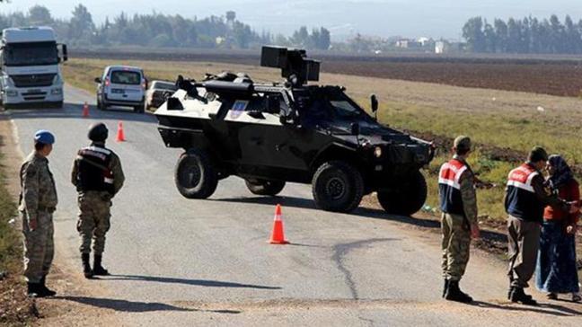 Son dakika haberi: Hatay sınırında aralarında DEAŞ'lıların da bulunduğu 6 kişi yakalandı