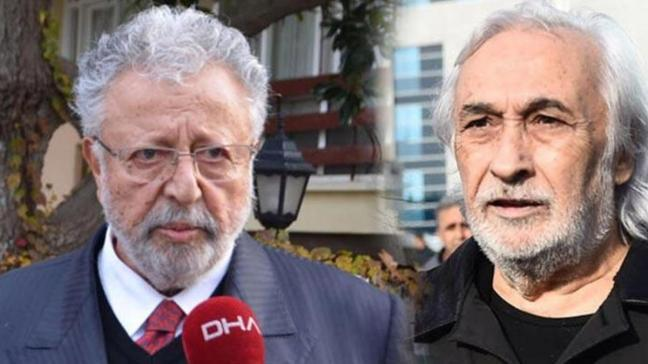 """Son dakika haberi: Müjdat Gezen ve Metin Akpınar'a """"Cumhurbaşkanı'na hakaret"""" suçundan hapis istemi"""
