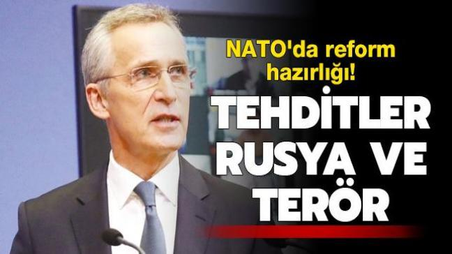 NATO'da reform hazırlığı