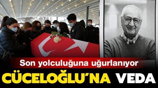 Prof. Dr. Doğan Cüceloğlu'na veda