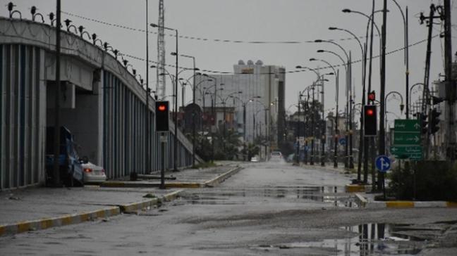 Irak'ta mutasyonlu virüs tedbiri: Kerkük'te sokağa çıkma yasağı ilan edildi
