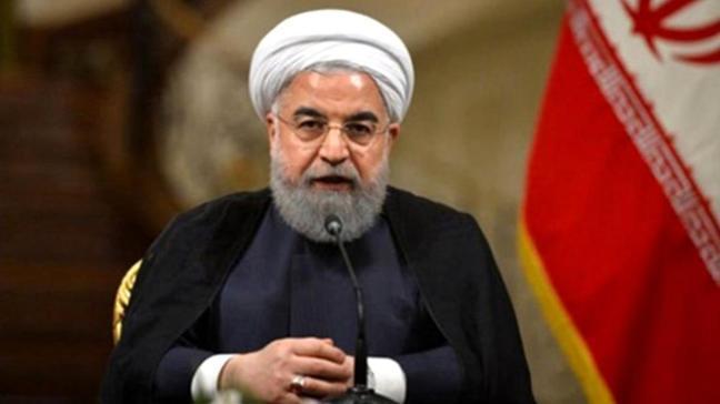 Ruhani, AB'den ABD'ye karşı adım atmasını istedi