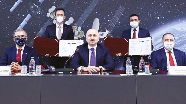 Yeni uydu yaz sonrası uzayda! Türksat 5B ile internet hızı 15 kat artacak