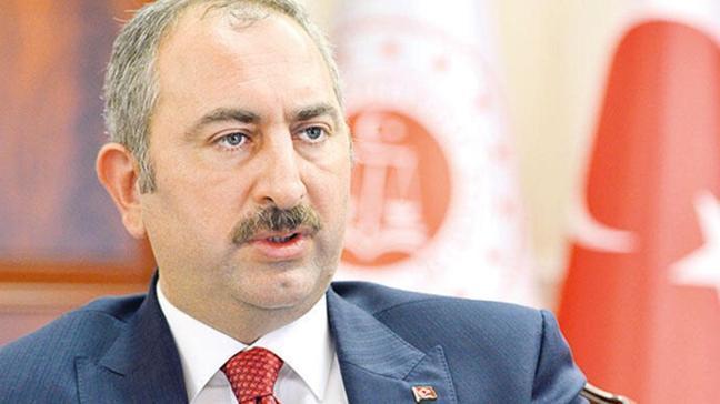 Adalet Bakanı Abdulhamit Gül: Herkesin terörle mücadeleye taraf olması şarttır
