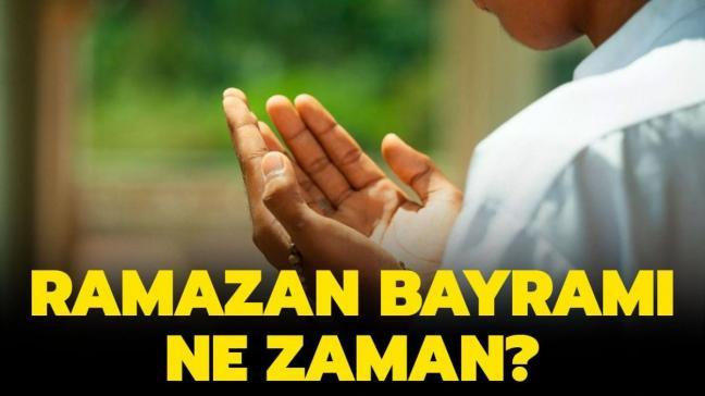 """Diyanet 2021 Ramazan Bayramı tarihi: Bu yıl Ramazan Bayramı ne zaman olacak"""""""