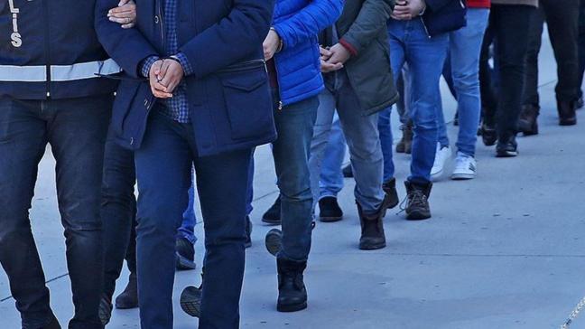Mobil bankacılık bilgilerini çalarak dolandırıcılık yapan 48 şüpheli yakalandı