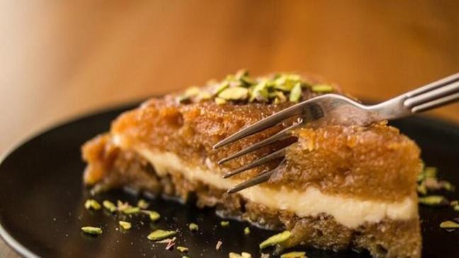 """Gelinim Mutfakta padişah tatlısı nasıl yapılır"""" Padişah tatlısı tarifi, malzemeleri!"""