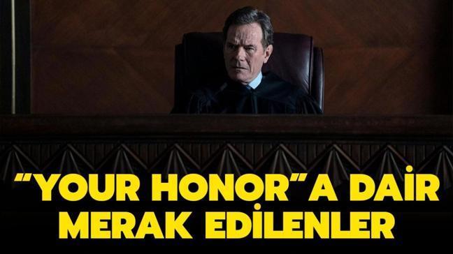 """Your Honor uyarlaması Hakim ne zaman başlayacak"""" Your Honor Netflix'te var mı, konusu ne"""""""