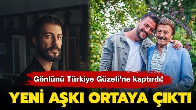 Gönlünü Türkiye Güzeli'ne kaptırdı! Selami Şahin'in oğlu Lider Şahin'in aşkı ortaya çıktı!