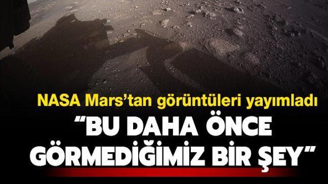 """İşte Mars'ın en yakın görüntüsü! """"Bu, daha önce görmediğimiz bir şey"""""""