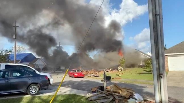 ABD'de askeri eğitim uçağı düştü: 2 pilot hayatını kaybetti