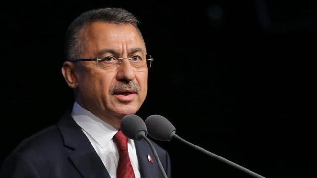 Cumhurbaşkanı Yardımcısı Fuat Oktay'dan şehit Ömer Halisdemir paylaşımı