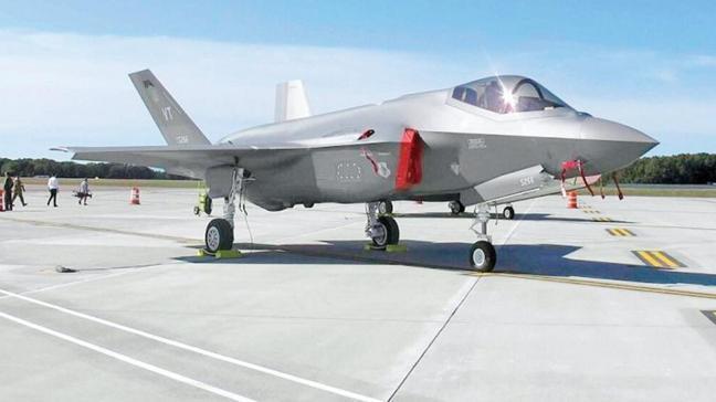 F-35 projesi için Türkiye hukuki mücadele başlatıyor