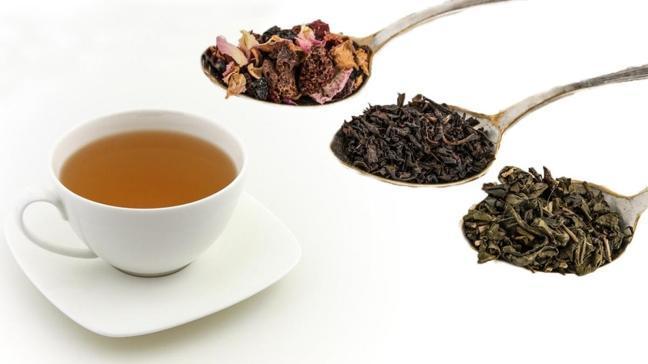 """Yeşil çay mı beyaz çay mı daha faydalı"""" İşte çay türleri arasındaki fark"""