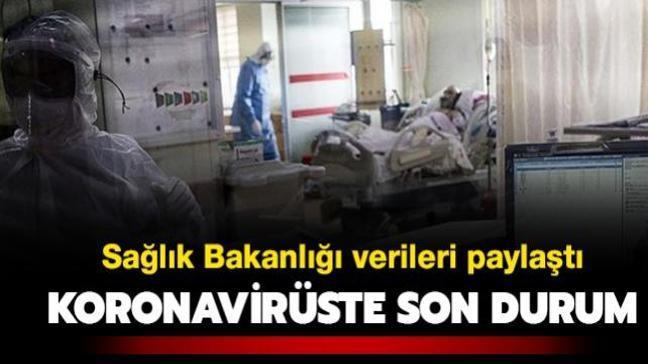 Sağlık Bakanlığı verileri paylaştı... İşte 21 Şubat koronavirüs tablosu