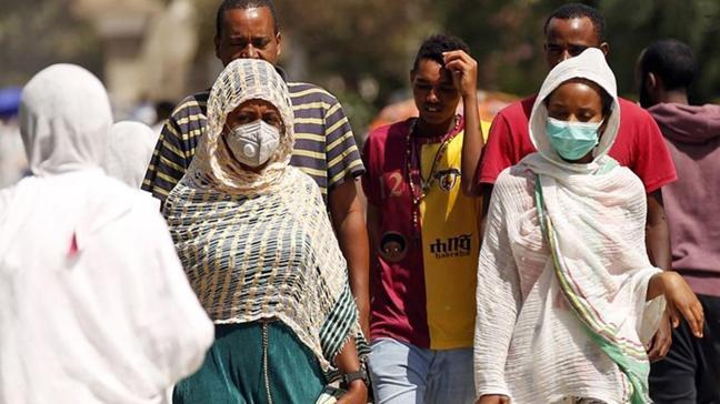 Afrika'da koronavirüs salgınında vaka sayısı 3 milyon 841 bini aştı