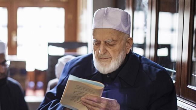 Dünya Müslüman Alimler Birliği'nden Muhammed Emin Saraç için taziye mesajı