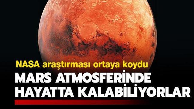 Herkesin gözü kulağı burada: NASA'dan Mars açıklaması