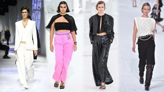 2021'in ilkbahar-yaz modası esintileri