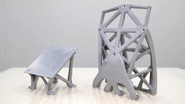 3D yazıcıyla uydu parçası ürettik