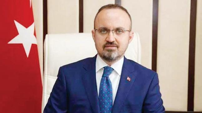 AK Parti Grup Başkanvekili Bülent Turan: HDP kapatılmak için her şeyi yapıyor