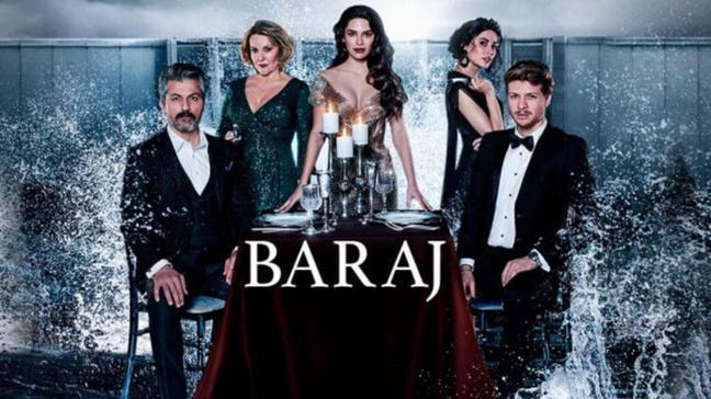 """Baraj dizisinde hangi oyuncular oynuyor"""" Baraj dizi konusu nedir, nerede çekilmektedir"""""""