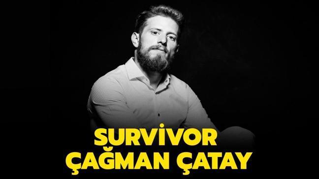 """Survivor 2021 Çağman Çatay nereli, sevgilisi kim"""" Çağman Çatay kimdir, kaç yaşında"""""""