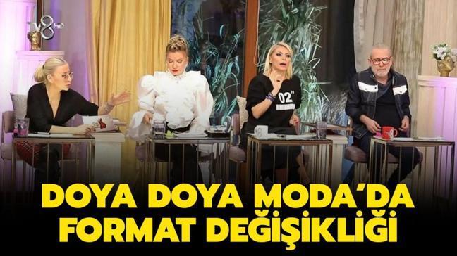 """Doya Doya Moda erkekler neden yok"""" Doya Doya Moda formatı mı değişti"""""""