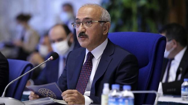 """Hazine ve Maliye Bakanı Elvan: """"Bundan sonraki dönemde de esnaflarımızı yalnız bırakmayacağız"""""""