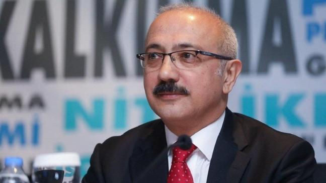 """Hazine ve Maliye Bakanı Elvan: """"TİSK heyetiyle   fikir alışverişinde bulunduk"""""""
